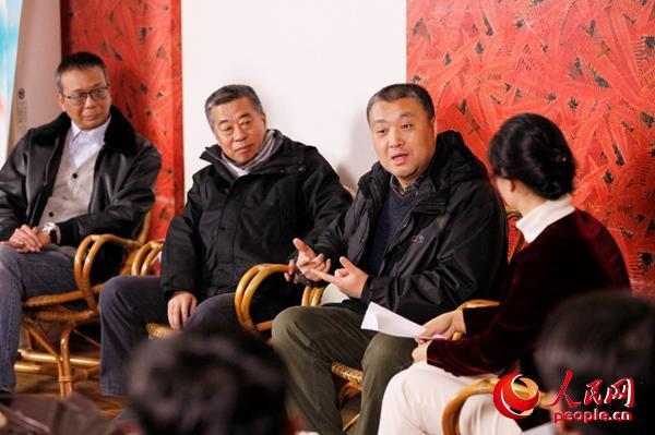 科学界与影视界融合发展论坛11日在北京举行